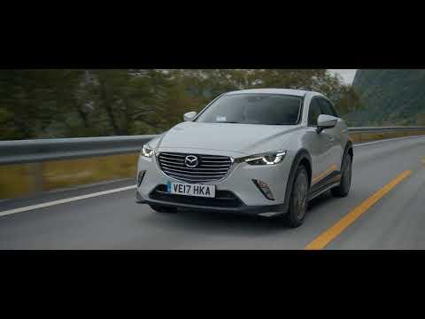 Mazda CX-3 Epic Drive Norway - Kingdom Creative