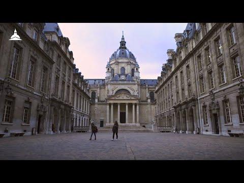 L'université Paris 1 Panthéon-Sorbonne En Images