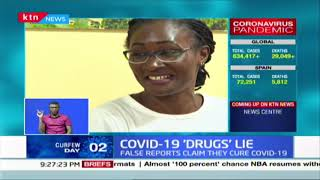 COVID-19 Drug Lie: False claims that Chloroquine & Hydro-Chloroquine cures COVID-19