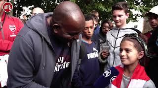 Fulham 1-5 Arsenal   Lucas Torreira & Iwobi Were Really Good!!