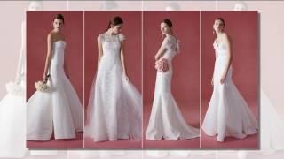 Свадебные платья осень-зима 2016-2017 выбор стилистов