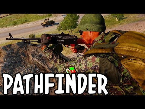 AFGHAN ARMY Compound Assault - ARMA 3  - Milsim - Operation Pathfinder