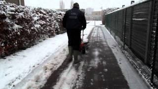 IdBS sneeuwruimer van Tielburger