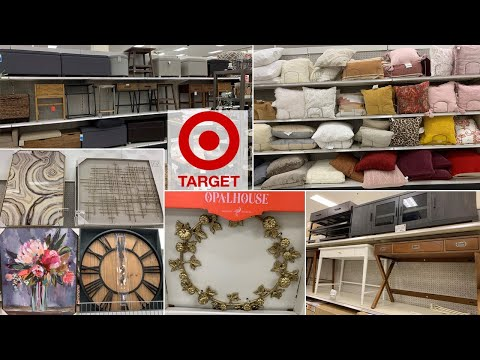 target-furniture-*-home-decor-wall-decor-*-opalhouse-|-shop-with-me-fall-2019
