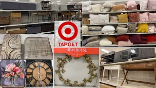Target Furniture * Home Decor Wall Decor * Opalhouse | Shop With Me Fall 2019