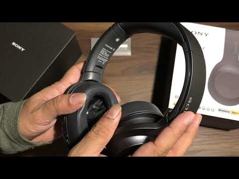 Sony WH H900N
