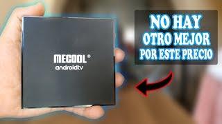 Este es EL MEJOR TV BOX con Android TV Por Este Precio    Mecool km9 pro classic    REVIEW