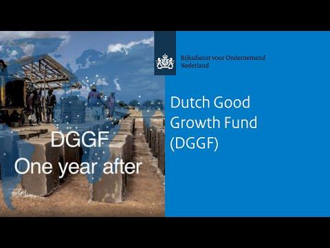 Dutch Good Growth Fund (DGGF)