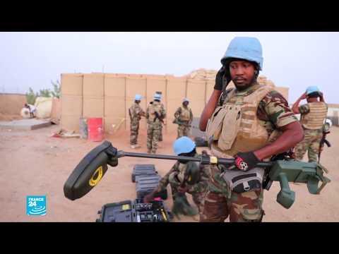 تنظيم -القاعدة في بلاد المغرب الإسلامي- يتبنى الهجوم على القوات الأممية في مالي  - نشر قبل 19 دقيقة