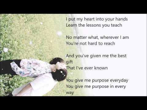 JUNGKOOK PURPOSE (cover) lyrics