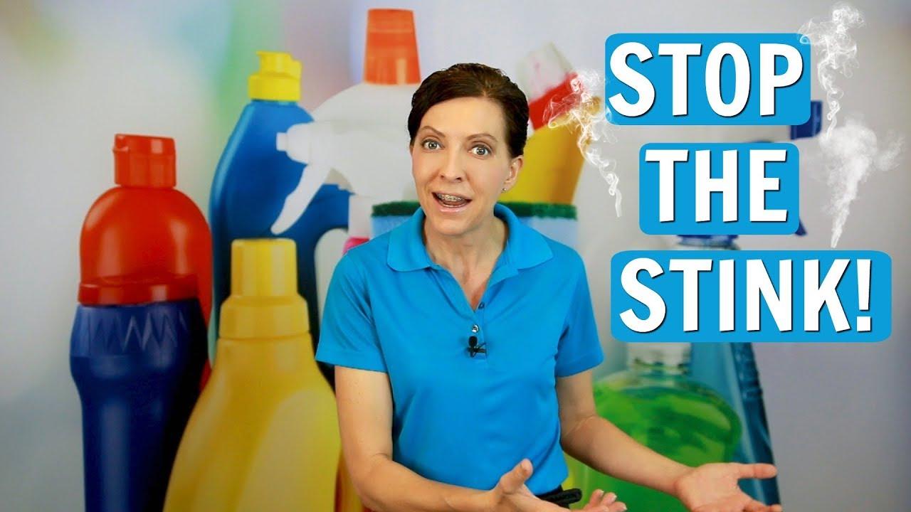 Odor Eliminator - Stop the Stink! (Cigarettes, Pet Urine, Soccer shoes)