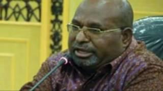 Lukas: Biarkan Papua Merdeka, Kalau Ahok tak boleh jadi Gubernur