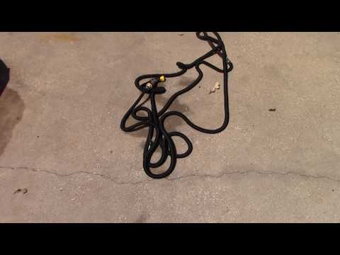 "Total ""Junk"" Hose I Will Buy Again For Auto Detailing!"