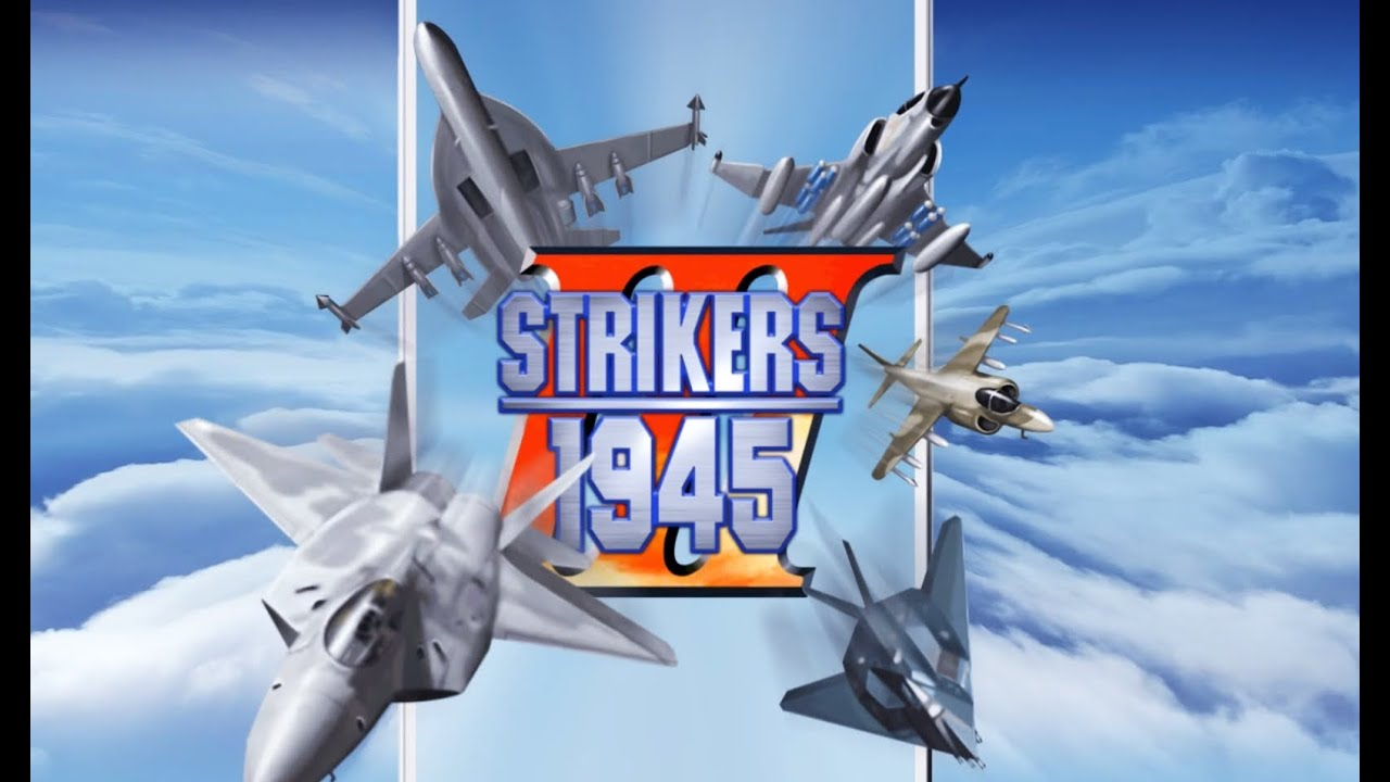 Strikers 1945 3 Android Gameplay Hd Youtube