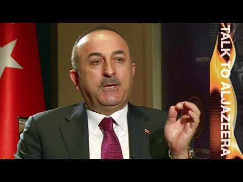 🇹🇷 Turkey FM: Kurdish YPG in Afrin are a security threat | Talk to Al Jazeera