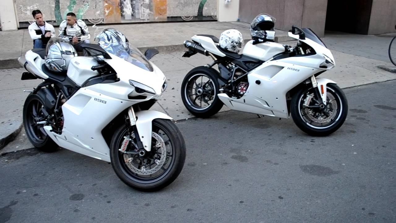 Custom Ducati St