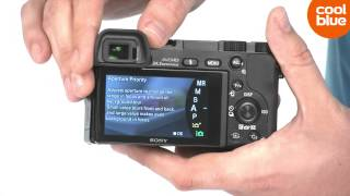 Sony A6000 systeemcamera productvideo (NL/BE)