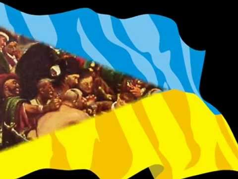 Терниця терновая (Ternycia) - Ukrainian folk song // by Cherkasy folk choir