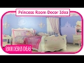 Princess Room Decor Idea - Girls Princess Room Decorating Ideas | Girls Beds | Unique Kids Beds