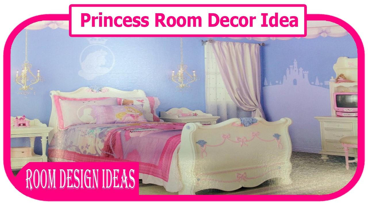 Princess Room Decor Idea Girls Princess Room Decorating Ideas Girls Beds Unique Kids Beds Youtube
