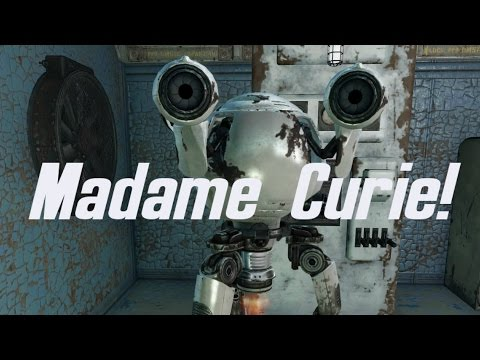 Fallout 4 Curie Guide