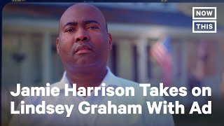 Lindsey Graham Challenged by Jaime Harrison in South Carolina | NowThis