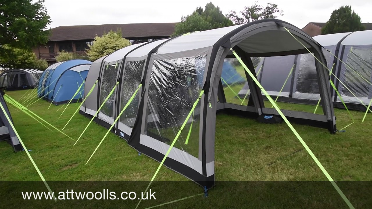 K&a Tents 2018 Preview Video & Kampa Tents 2018 Preview Video - YouTube