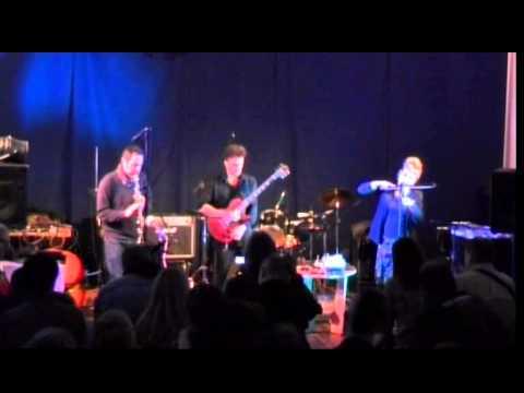 Catherine Jauniaux Trio (Belgium). APositsia - X, 2014, Saint-Petersburg, Russia.