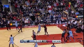 1st Quarter, One Box Video: Toronto Raptors vs. Memphis Grizzlies