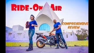 Ride on Air Seat Cushion | Review after 4000 kms Ride | CBR 250