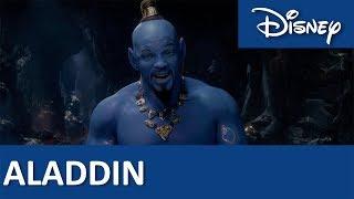 ALADDIN   2019 New TV-spot   Disney Norge