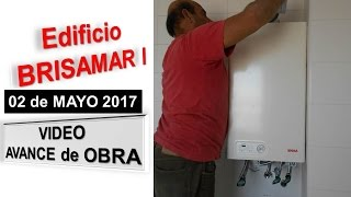 Edificio Brisamar I - VIDEO Avance 02-05-2017