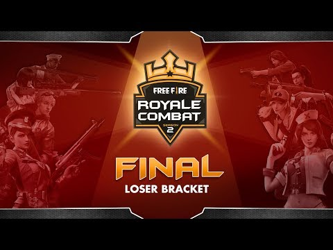 [2018] Royale Combat | Season 2 | Loser Bracket Finals