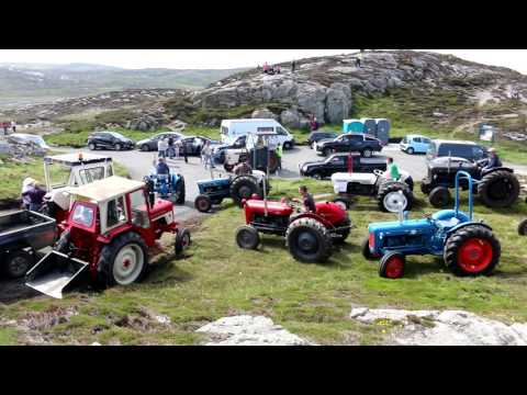 Inish Tractor Run Malin Head 2016