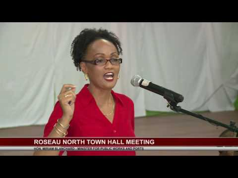 ROSEAU NORTH TOWN HALL MEETING