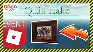 Roblox Coco Event - How to get the Coco Family Portrait in Scuba Diving at Quill Lake