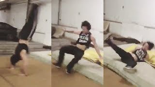 Tiger Shroff's STUNT Goes Wrong Because Of A Girl
