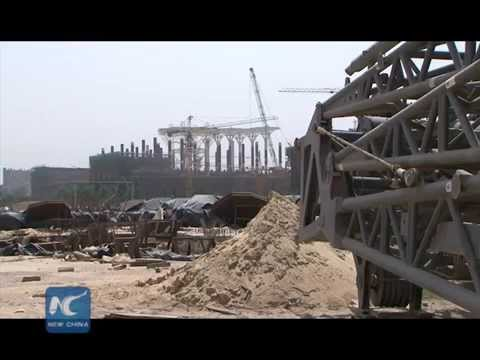 Chinese firm to build Great Mosque of Algiers