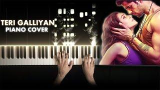 Teri Galliyan - Ek Villain (Piano Cover)