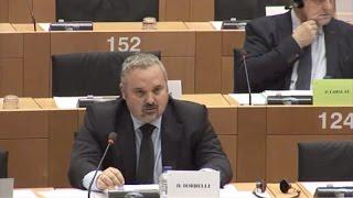 Mio intervento sull'unione doganale tra UE e Turchia