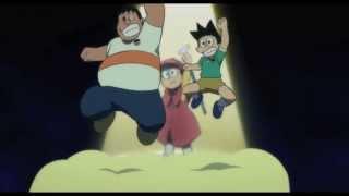 Doraemon i Nobita Holmes al misteriós Museu del Futur. Tràiler. Cinema en català. Llengua catalana.
