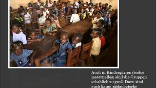 Das Leben in der Republik Benin