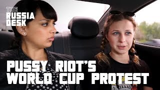 Pussy Riot's World Cup Protest Explained | The Russia Desk | NowThis World