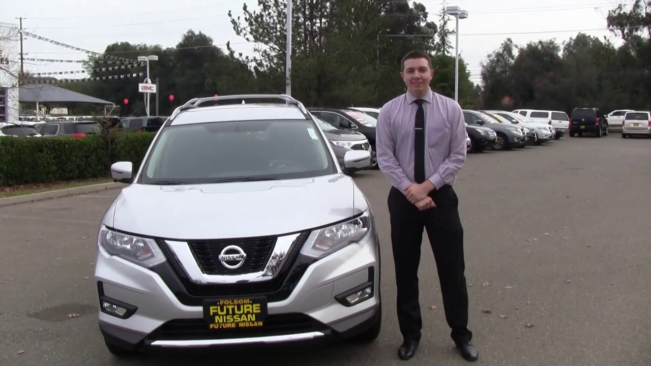 2017 Nissan Rogue With 3rd Row 7 Penger Seating Future Of Folsom