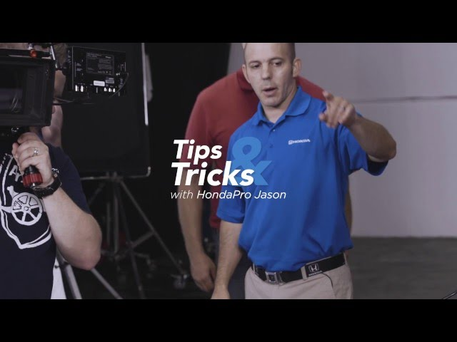 2016 Honda Accord Tips & Tricks: Split Fold-Down Rear Seatback