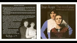 The Mod Years 1965-1969 - Brian Auger & Trinity [FULL ALBUM]