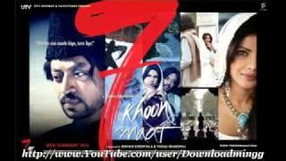 Awaara - 7 Khoon Maaf (2011) Master Saleem **Full Song**