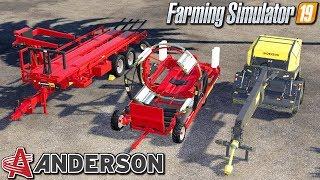 Prezentacja dodatku Anderson | Farming Simulator 19