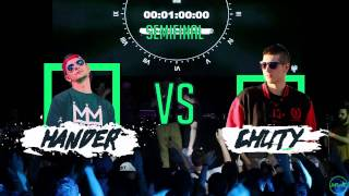 CHUTY VS HANDER - Semifinal - Most Wanted Spain (OFICIAL)
