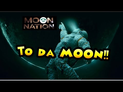 Moon Nation : แพลตฟอร์มเกมที่กำลังมูน